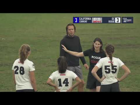 Video Thumbnail: 2018 U.S. Open Club Championships, YCC U-20 Girls' Semifinal: California Current vs. Washington D.C. Rogue