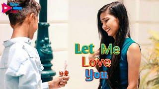 Let Me Love You Mix Tum Hi Ho (Vidya Vox) - Cute Love Story By Bidya Editz