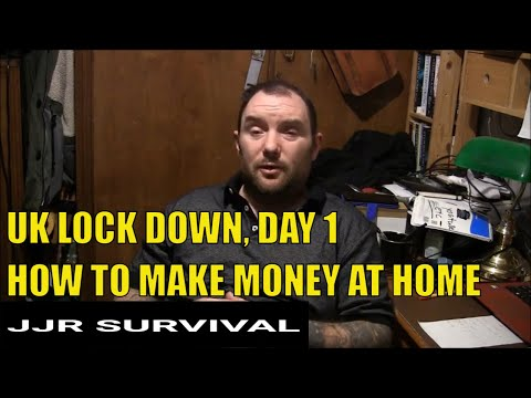 U.K Lock Down : How To Make Money At Home