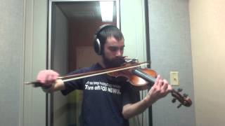 Runnin' (Dying to Live) - Tupac and Biggie (Violin Cover)