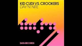 Kid Cudi Vs Crookers - 'Day 'N' Nite' (GreenMoney Remix)
