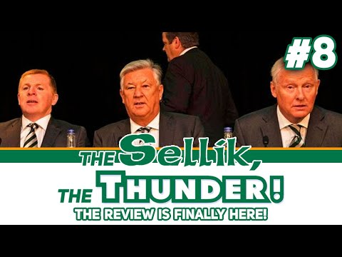 THE REVIEW IS HERE!   THE SELLIK, THE THUNDER!   #8
