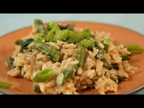 Vegan Veggie Risotto ? Tasty Recipes