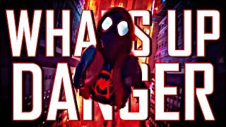 Spider-Man Into The Spider Verse | Whats Up Danger