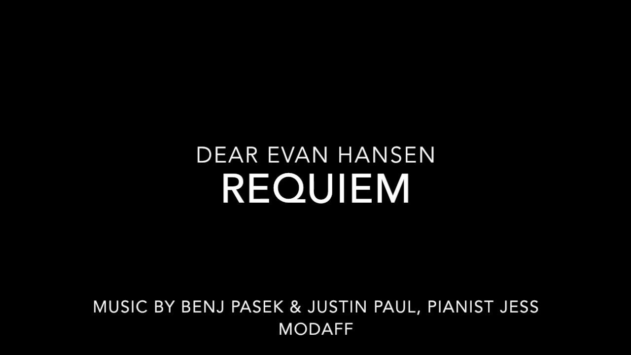 Dear Evan Hansen Tour South Florida 2018