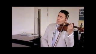 Vengerov: Mendelssohn (Concerto) -- 'Harmony Guides The Melody'