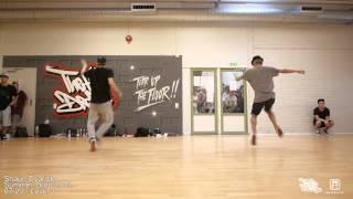 "Shaun Evaristo ""Tonight"" by John Legend ft. Ludacris (Choreography)   Summer Drop 2012"