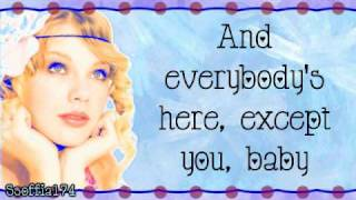 Taylor Swift - Christmases When You Were Mine + Lyrics&Download