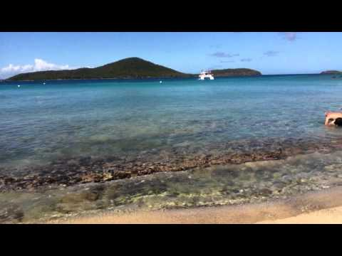 RS & MS at Melones Beach, Culebra, Puerto Rico – 1/16/11 – IMG_0315.MOV