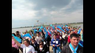 Peregrinacion a Federación 2017