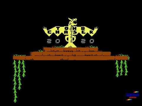 Tomb Chaser 2020 - Stephan Freudenreich - Commodor e64 - Review por RETROJuegos