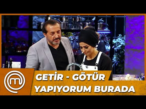 MEHMET ŞEF'TEN ESPRİLER | MasterChef Türkiye 14. Bölüm