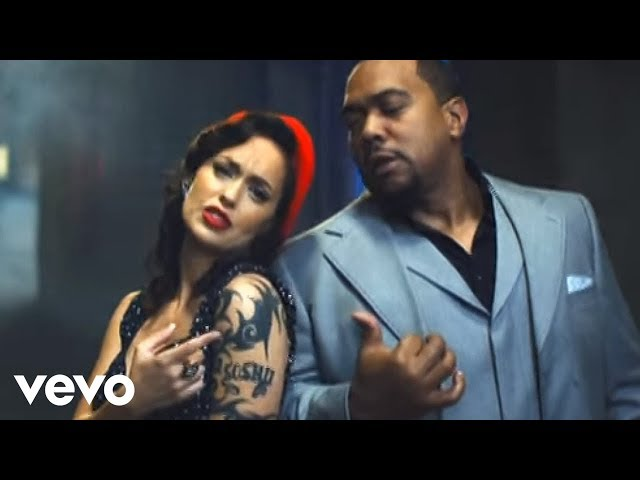 Video oficial de Morning After Dark de Timbaland feat Nelly Furtado, Soshy