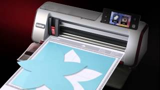 Plotter de Recorte Brother Scan N Cut CM550DX