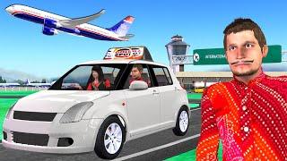 टैक्सी वाला Cab Driver हिंदी कहानियां Hindi Kahaniya   Hindi Moral Bedtime Stories 3D Fairy Tales