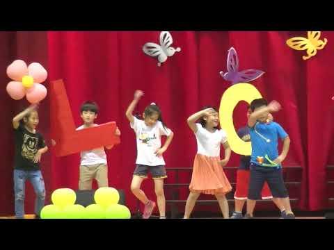 母親節遊藝會 二年級歌舞表演 - YouTube