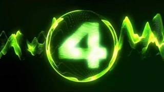 5 4 3 2 1 countdown + voice