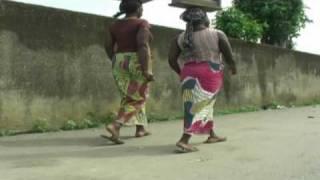 Ivory Coast-- Sights, Sounds, Motion--Work, Dance MAPOUKA, LIFE