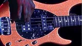 Carlos Santana's Band - Bass & Drum Solo