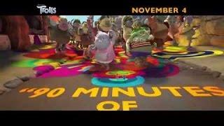 "Trolls TV Spot ""Troll Fever"" (2016) DreamWorks Animation Movie HD"