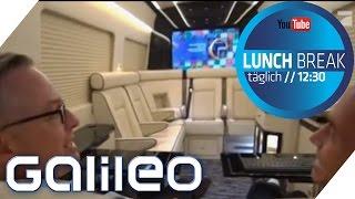 Autoveredelung deluxe | Galileo Lunch Break