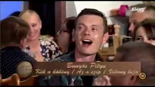Bunyós Pityu-Kék a kökény / Az a szép / Vékony héja (Official Eszem-Iszom Video 2019)