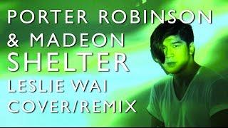 Porter Robinson & Madeon - Shelter (Leslie Wai Cover/Remix)