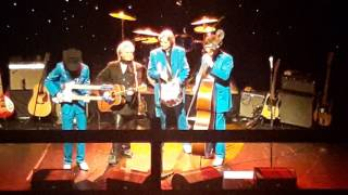 Old Mexico - Marty Stuart and his Fabulous Superlatives at the Charleston music hall.