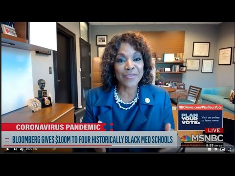 Bloomberg Philanthropies Gift MSNBC Coverage