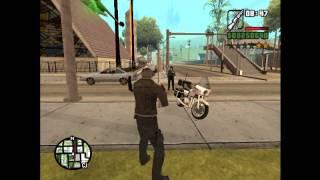 """[Loquendo] GTA San Andreas """"Leon el desmadroso"""" Episodio 1: Empezando el desmadre"""