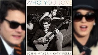 Katy Perry vs. Taylor Swift - Best John Mayer Duet!?