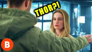 Avengers Endgame: How Captain Marvel's Post-Credits Scenes May Change The Movie