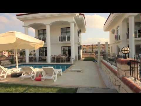 Villa Marks - Fethiye Çalış'ta kiralık özel yüzme havuzlu, lüks villa - villasepeti.com