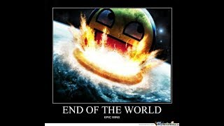 "I put ""Ocean Man"" over ""End Of The World"" (Tsunami)"