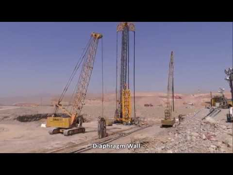STRABAG International GmbH - Oman Sur Dam
