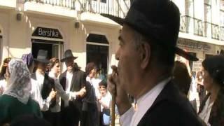 Lafões em Lisboa toca, canta e dança - Setembro de 2010  (1a)