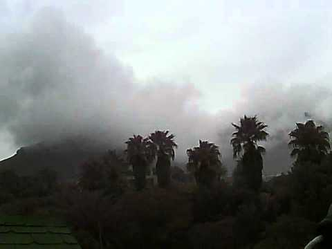 Timelapse Video – Table Mountain – 24/05/2011