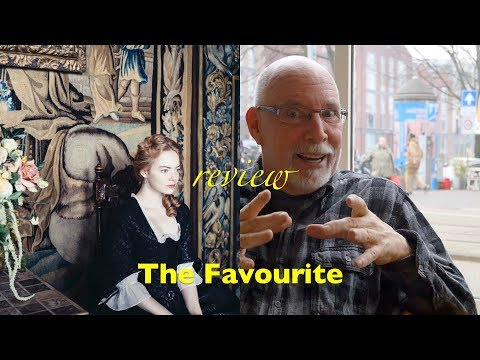 The Favourite (review) | Amsterdam Film Show | January 2019 photo