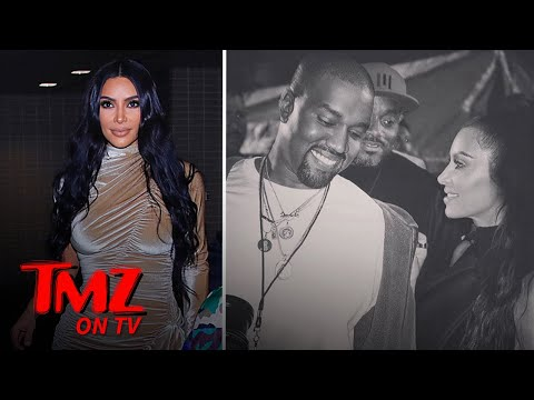 Kim Kardashian Sued for Stealing Pic of Her and Kanye | TMZ TV