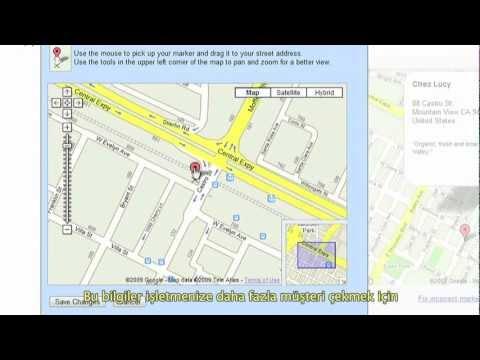 Google Haritalar'da işletmenizi yayınlayın, internette fark yaratın