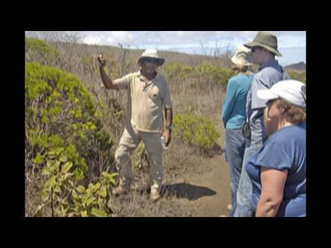 Guiding in the Galapagos Part 1
