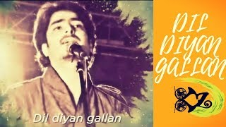 Dil Diyan Gallan(Acoustic Version) - The Kroonerz Project Ft. Ashish Bhat