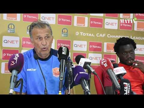 Video : Déclarations d'avant match WAC - Horoya Conakry