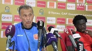 Déclarations d'avant match WAC - Horoya Conakry