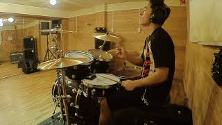 "BRING ME THE HORIZON - ""Diamonds Aren't Forever"" [Drum Cover]"