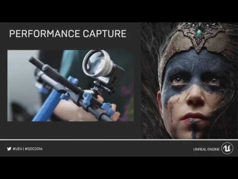 FMX 2016 - Creating a Live Digital Human for Hellblade