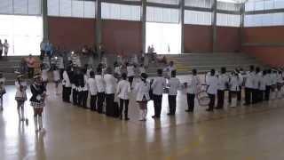 Banda FANFARRIA REAL JOHN F  KENNEDY del municipio de Ortega  Hmno del Mpio de Ortega(Ortegunita)