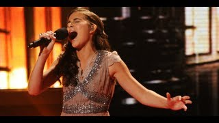 "Carly Rose Sonenclar ""My Heart Will Go On"" - Live Week 3 - The X Factor USA 2012"