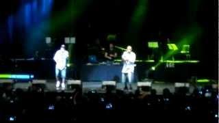 Nach - Entonces Quieres Ser MC En Vivo Mexico 2012