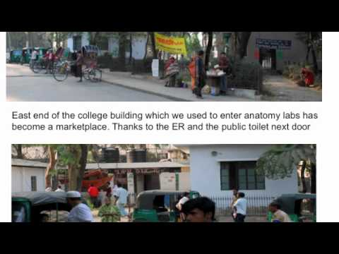 Chittagong medical College after 20 years